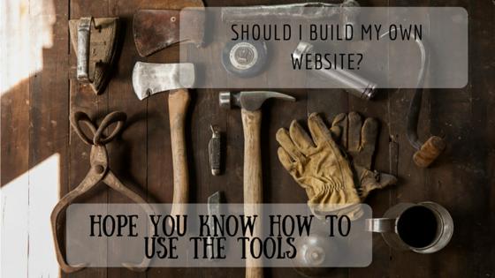 Should I Build My Own Real Estate Website?