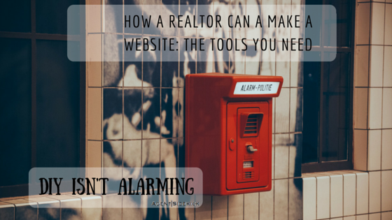 How a Realtor Can a Make a Website: The Tools You Need