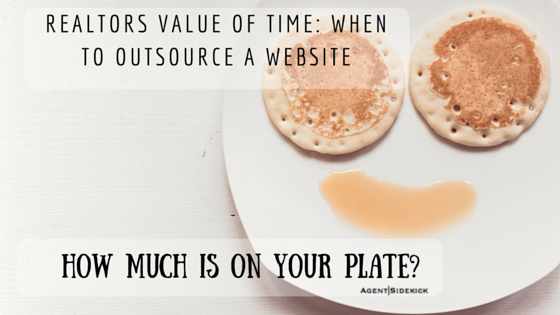 Time is Money: When to Outsource a Realtor Website